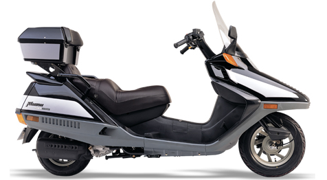 moto scooter 250