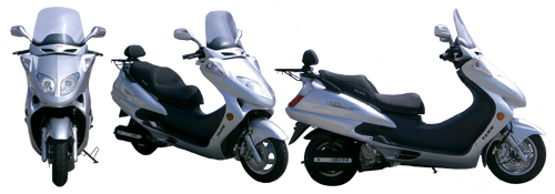 Pin 250cc Tank Scooters Image Search Results On Pinterest