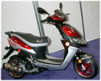 Vento Zip 50cc scooter