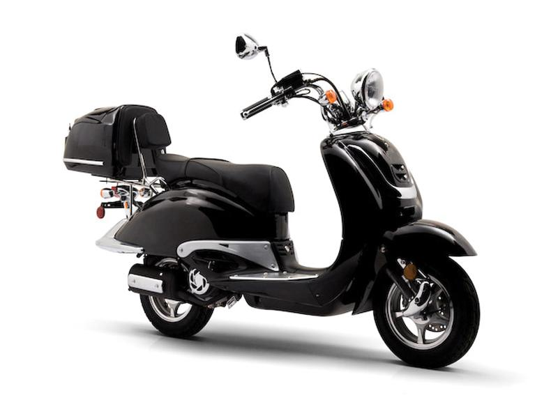 Znen Gas Scooter Znen Scooters Znen 150cc Scooters Znen