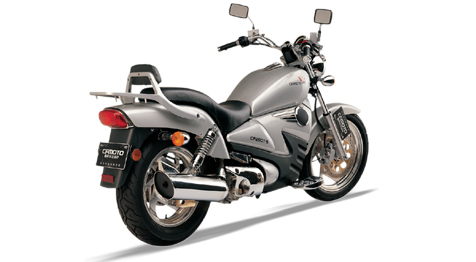 Get The Look Of A Motorcycle With Ease Riding Found In Scooter Traditional V5 Sport Cruiser Is Very Eye Catching