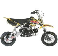 SSR 90CC DIRT BIKE