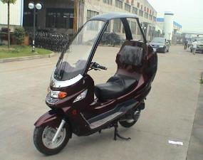 Baron BAS 150cc scooter convertible