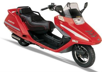 CF MOTO Fashion 250cc scooter