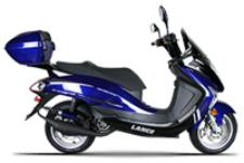 Lance Interceptor 150cc scooter