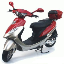 Geely Falcon 18 scooter, 50cc Falcon scooter,Jalon Falcon 18 scooter, best selling 50cc scooter