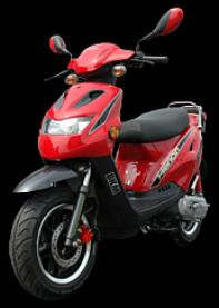 BKM Xenon 50cc scooter, Vento scooter, gas scooter, 50cc gas powered scooter