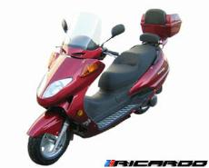 Ricardo touring 150cc scooter, Ricardo touring 250cc scooter