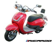 Ricardo 150cc scooter, RM150-6 retro scooter
