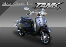 Tank urban classic 150 scooter